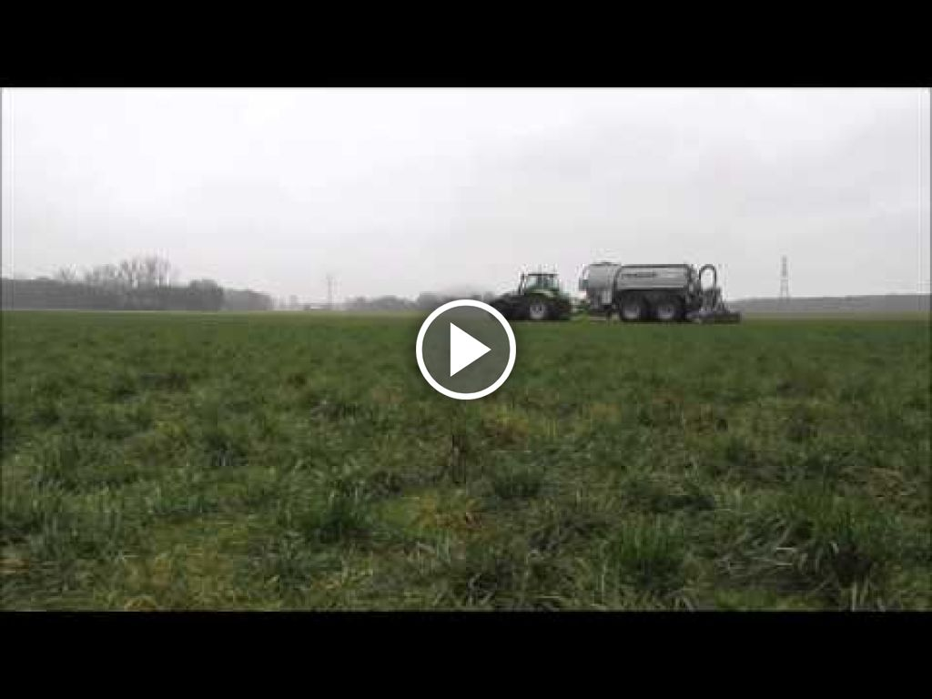 Video Deutz-Fahr Agrotron 180.7
