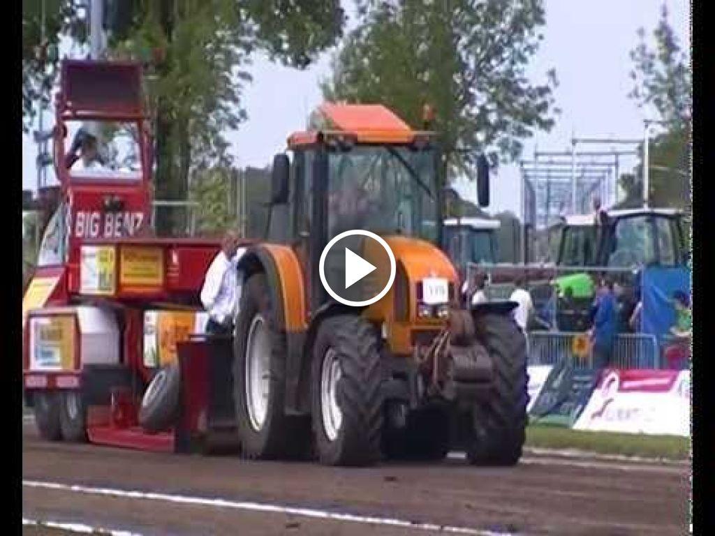 Vidéo Renault Ares 630 RZ