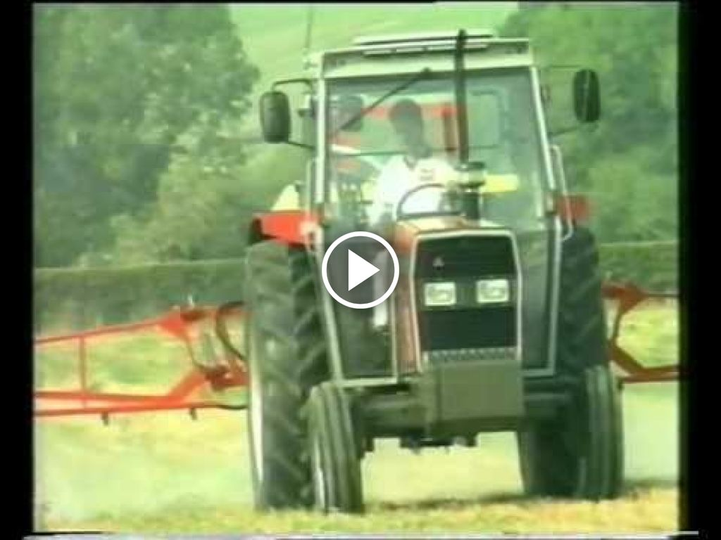 Vidéo Massey Ferguson 300-Serie