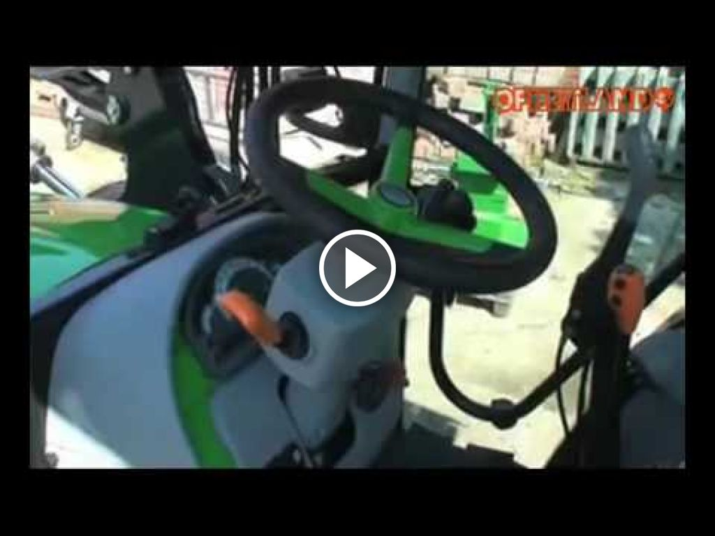 Video Deutz-Fahr Agrofarm 430