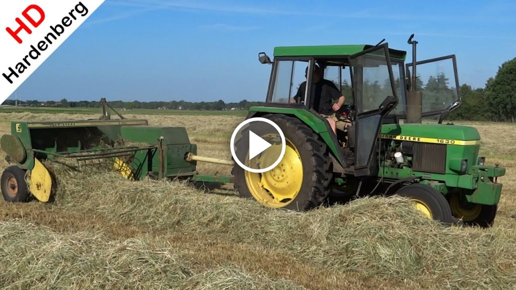 Video John Deere 1630