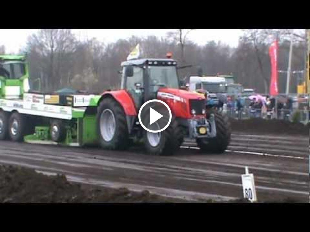 Vidéo Massey Ferguson 6475 Dyna-6