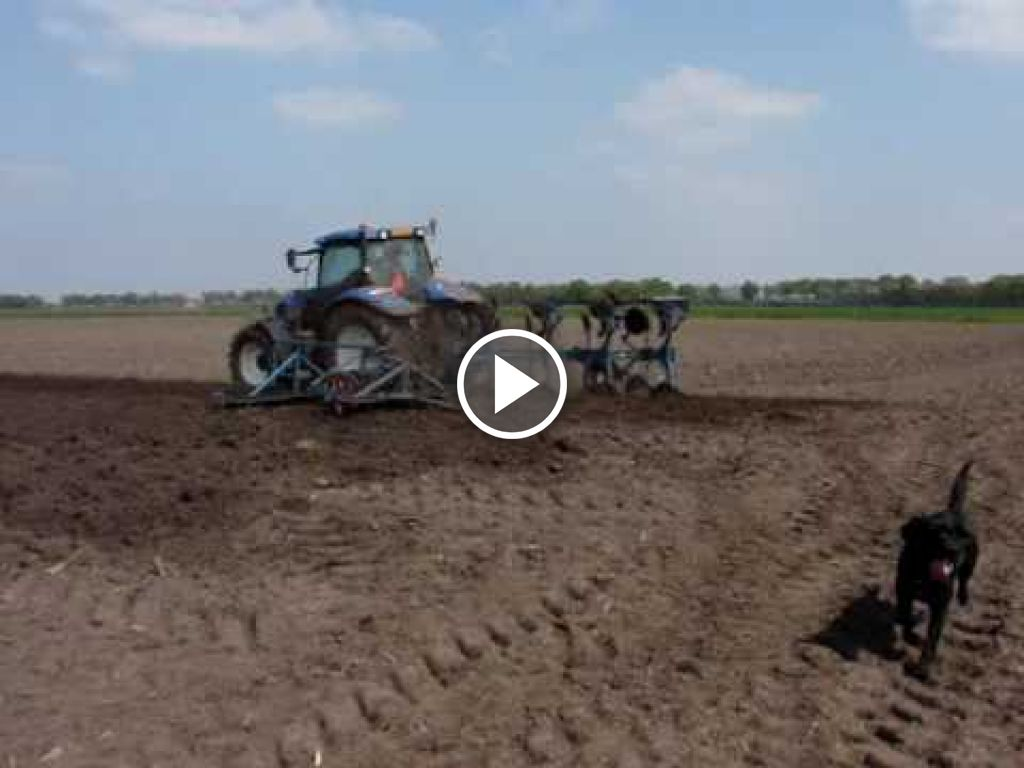 Video New Holland TS 115 A