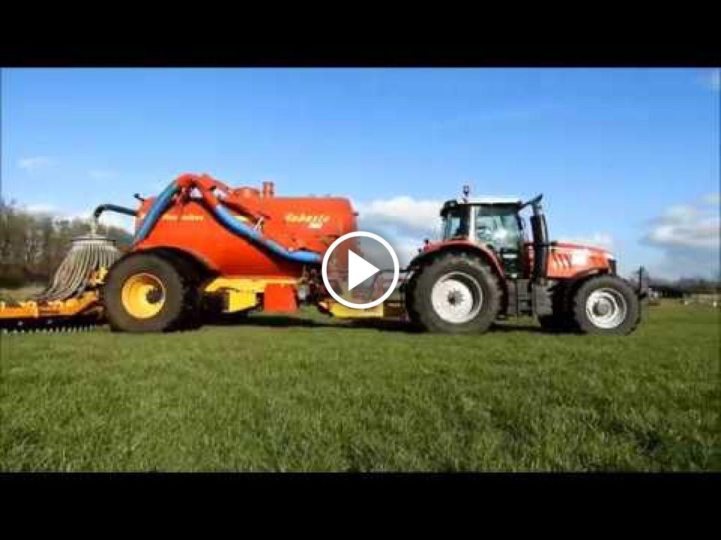 Vidéo Massey Ferguson 7620