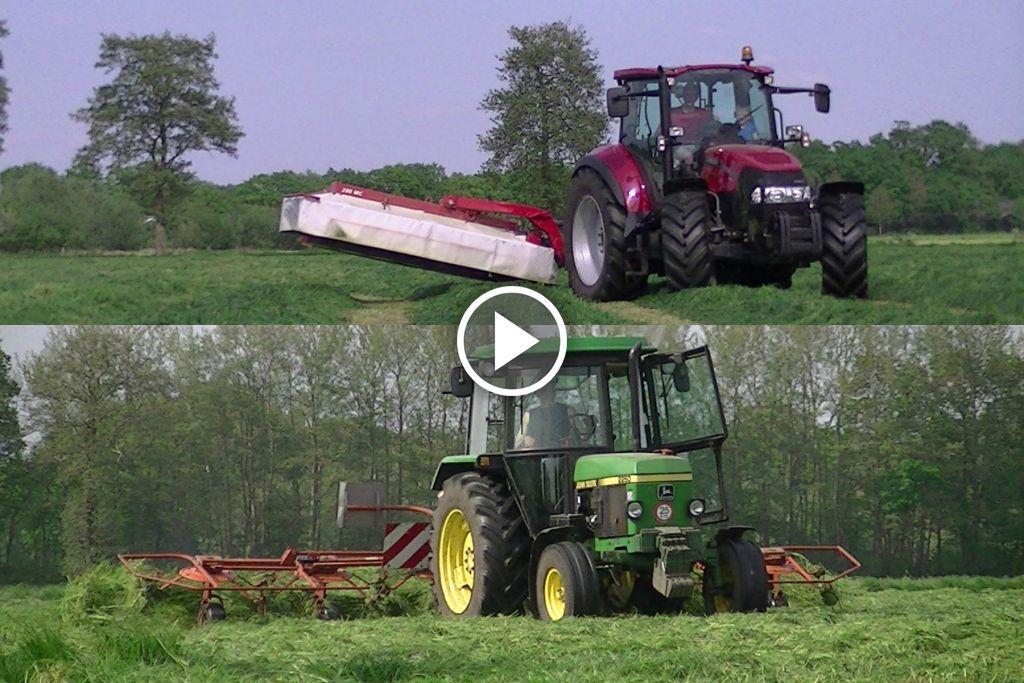 Wideo Case IH Farmall 95U