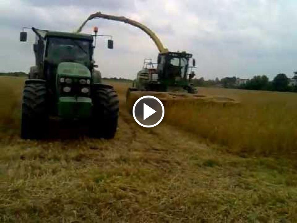 Wideo John Deere 7750 ProDrive