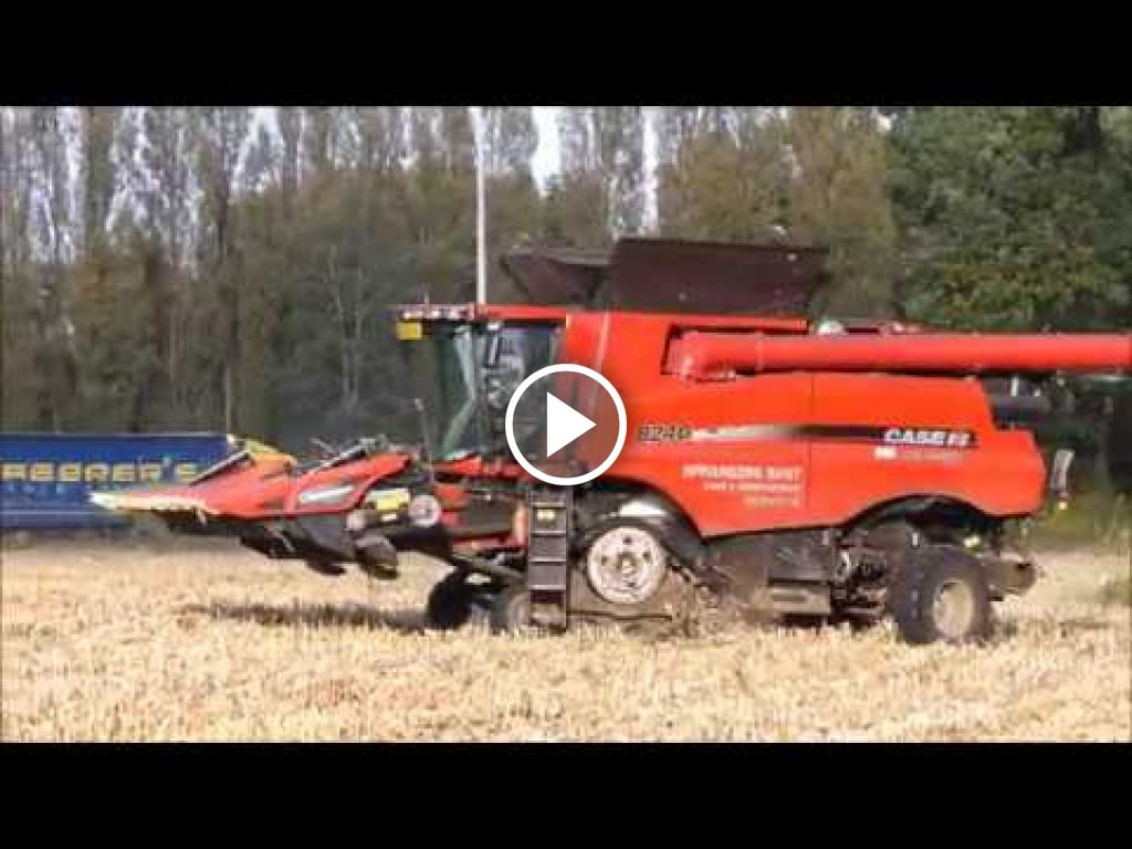 Wideo Case IH Axial Flow 8240