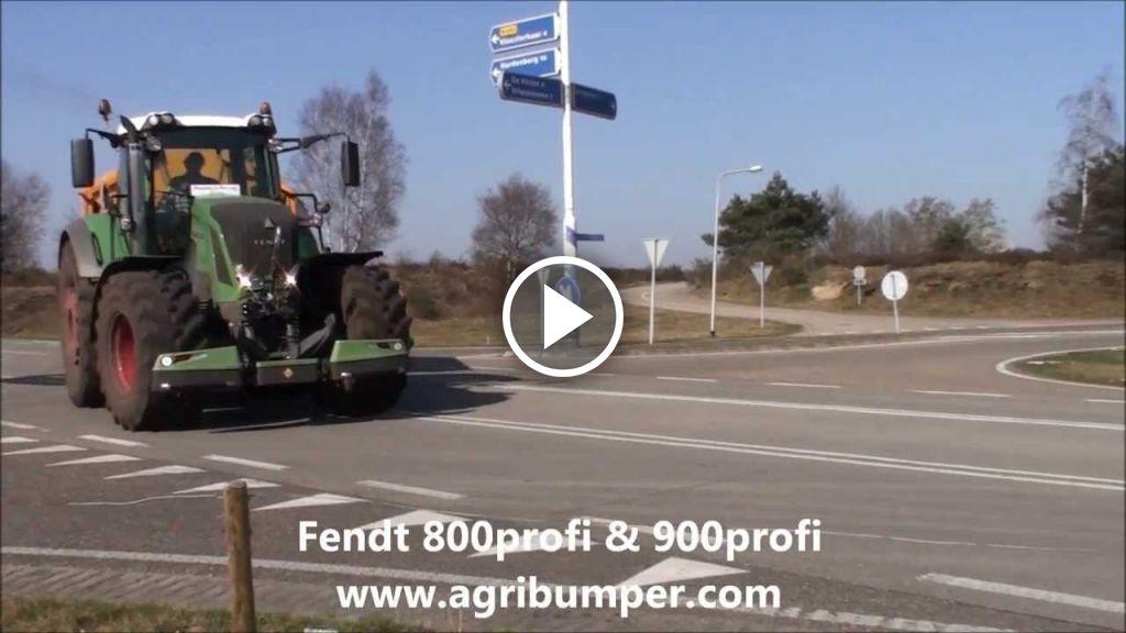 Wideo Fendt 824 Vario