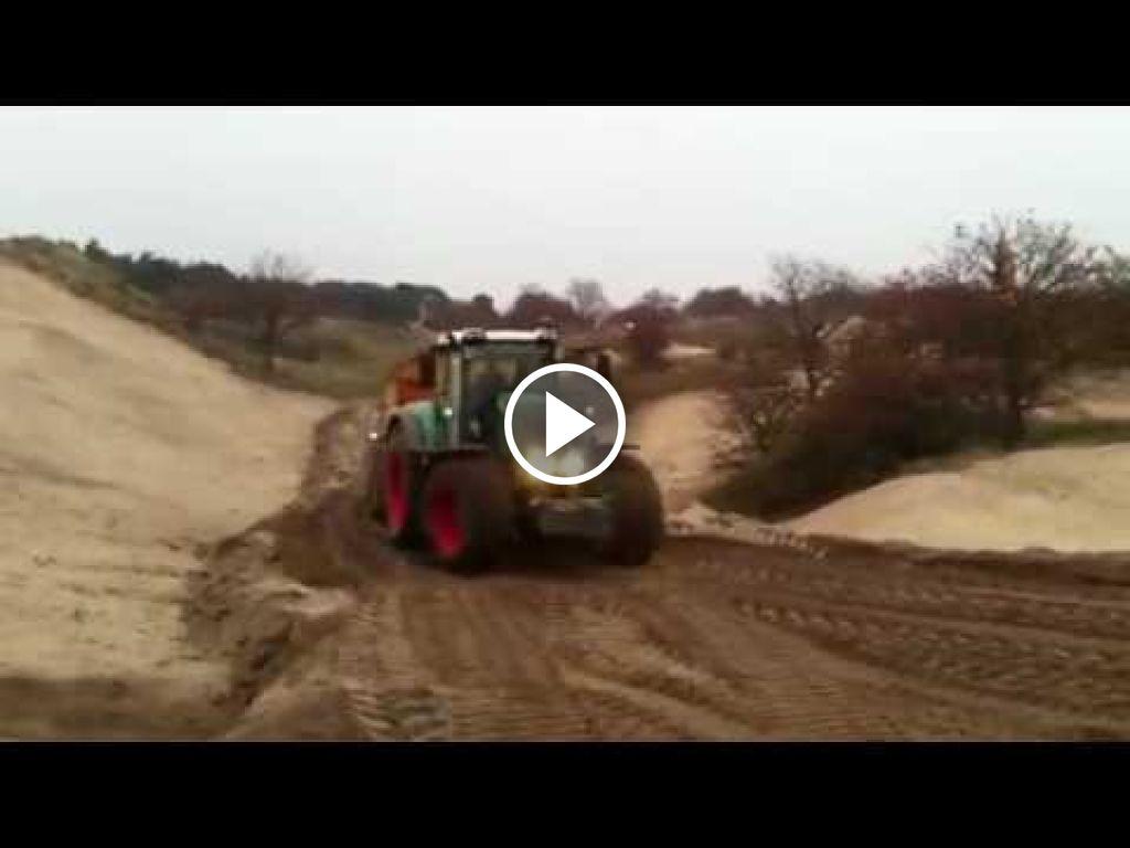 Video Fendt 824 Vario