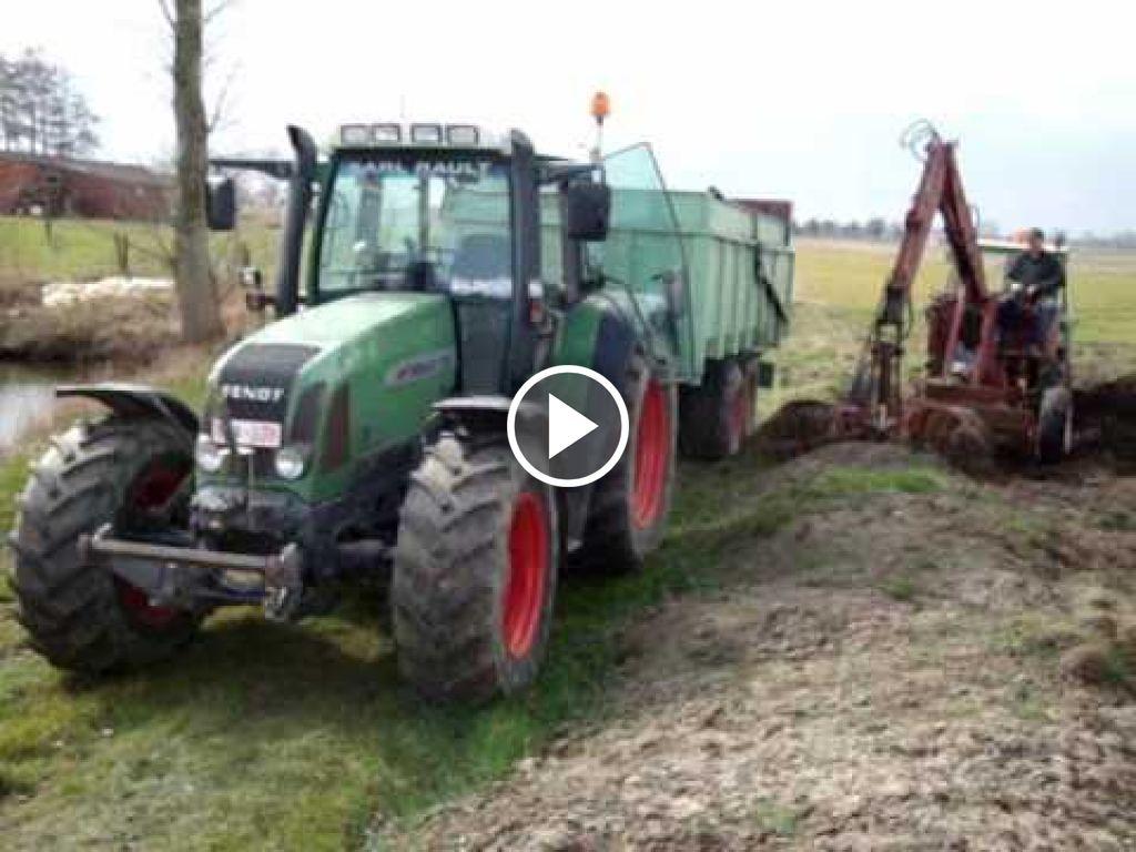 Wideo Fendt 712