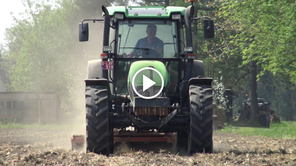 Video Deutz-Fahr Agroplus 100