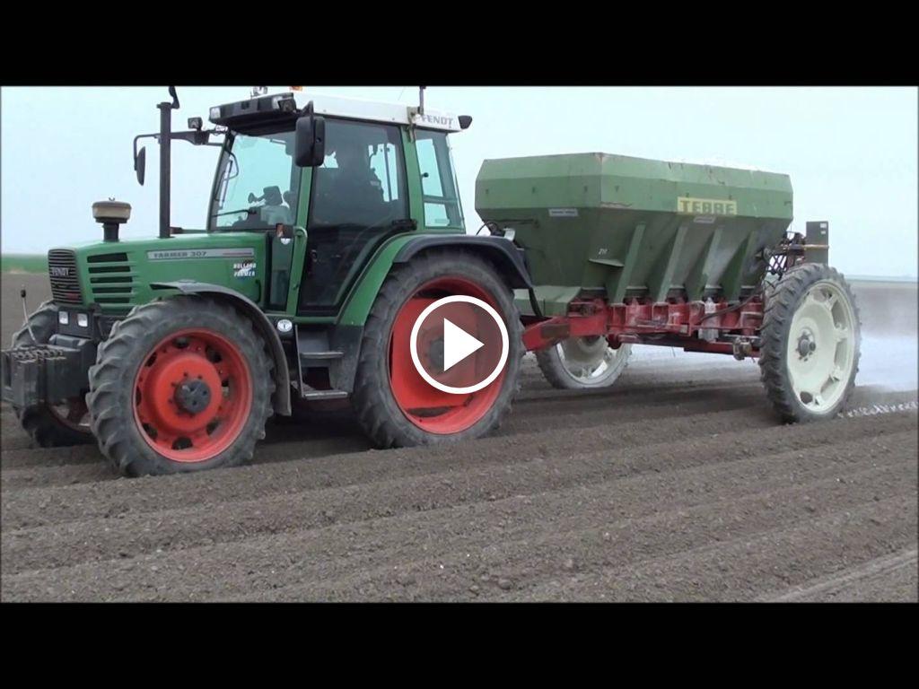 Wideo Fendt 307 C