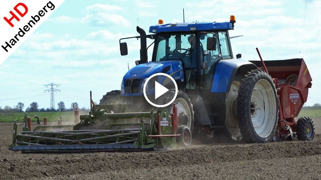 Video New Holland T 7510