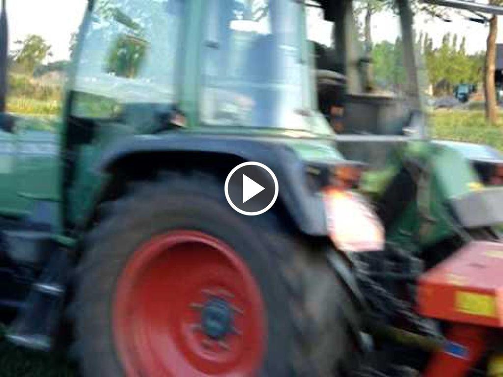 Video Fendt 308/90