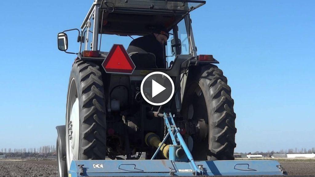 Vidéo Massey Ferguson 355