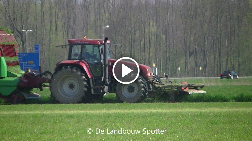 Wideo Case IH CS 130