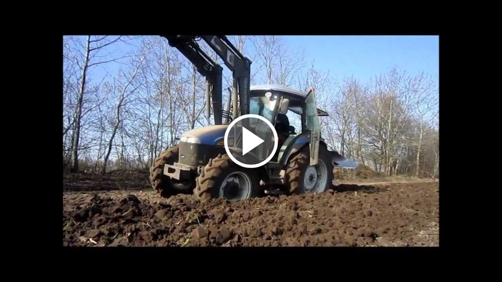 Video New Holland TD 5040