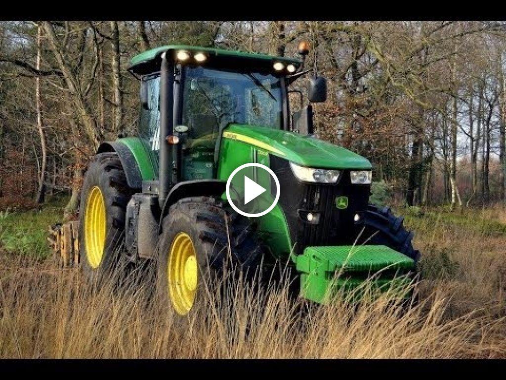 Video John Deere 7200R