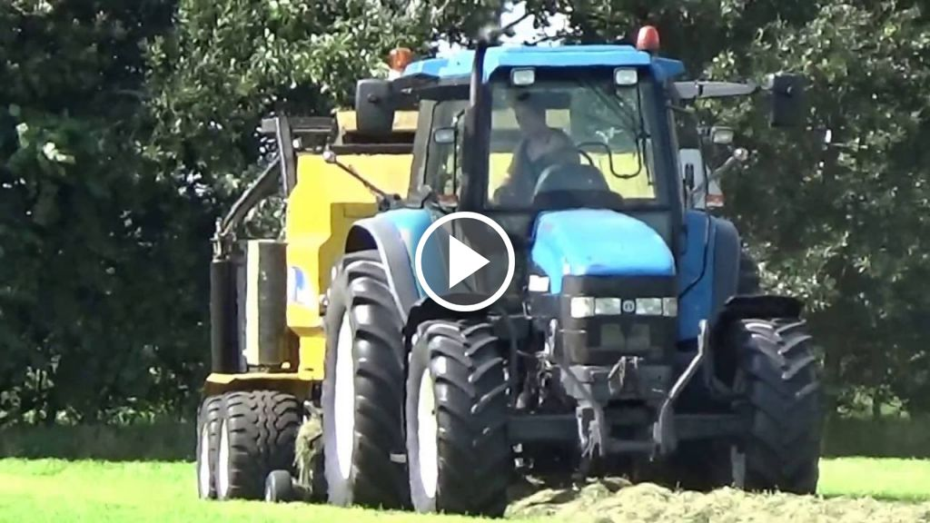 Video New Holland M 115