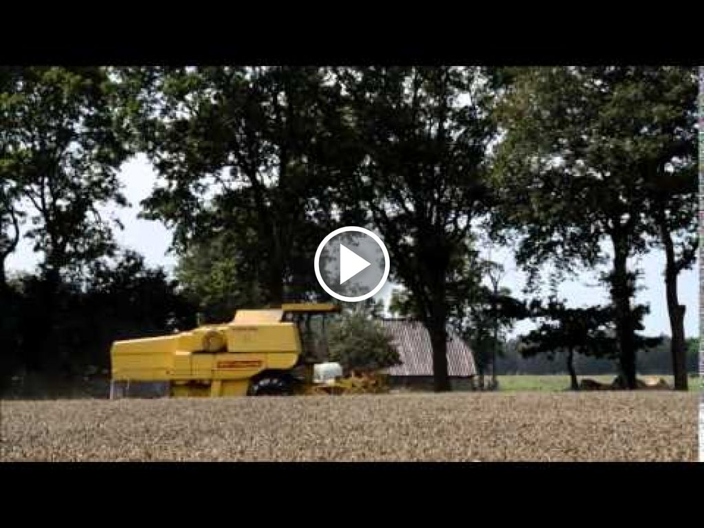 Video New Holland Clayson 8060