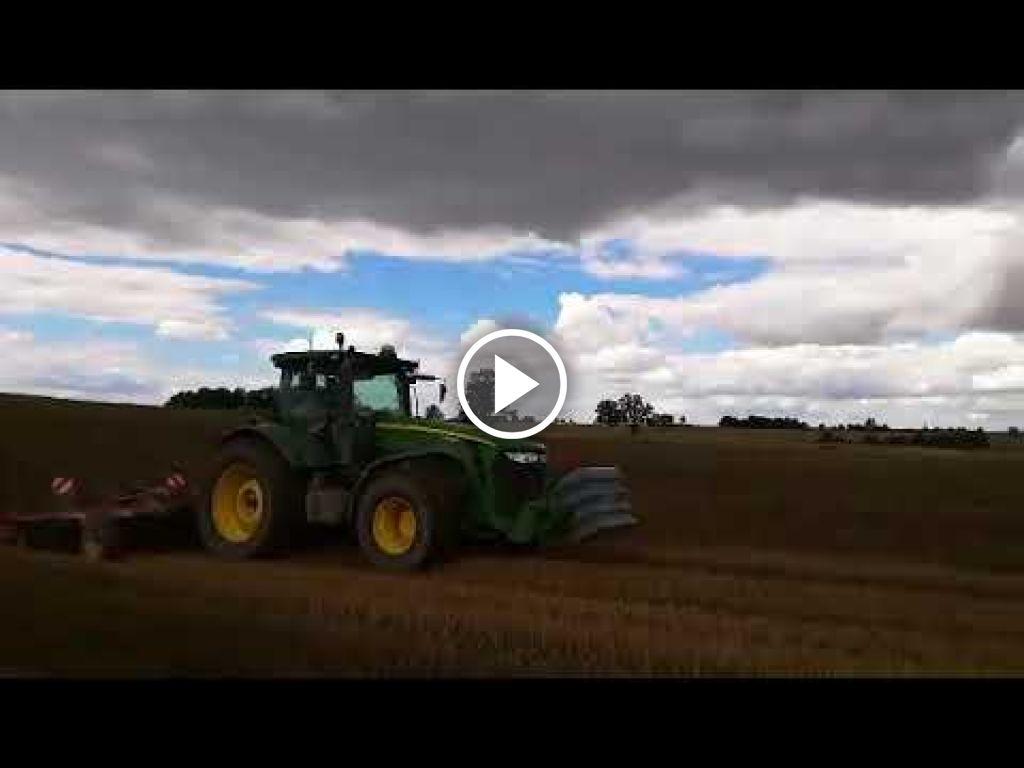 Wideo John Deere 8295R