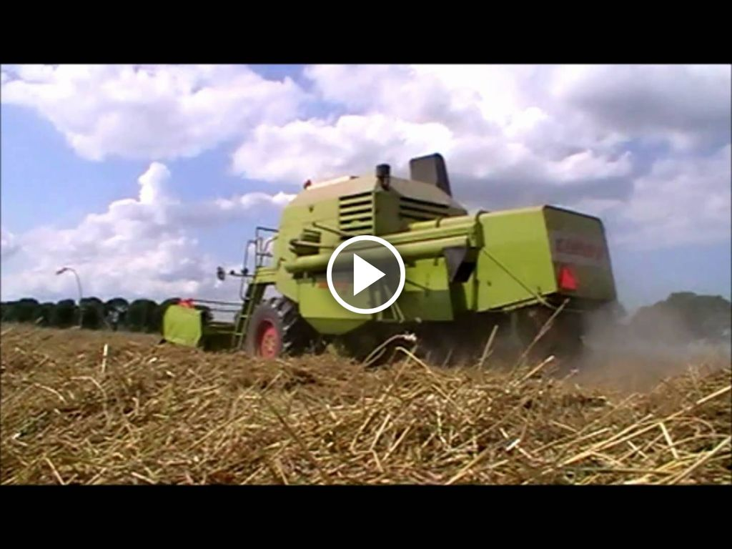 Video Claas Mercator