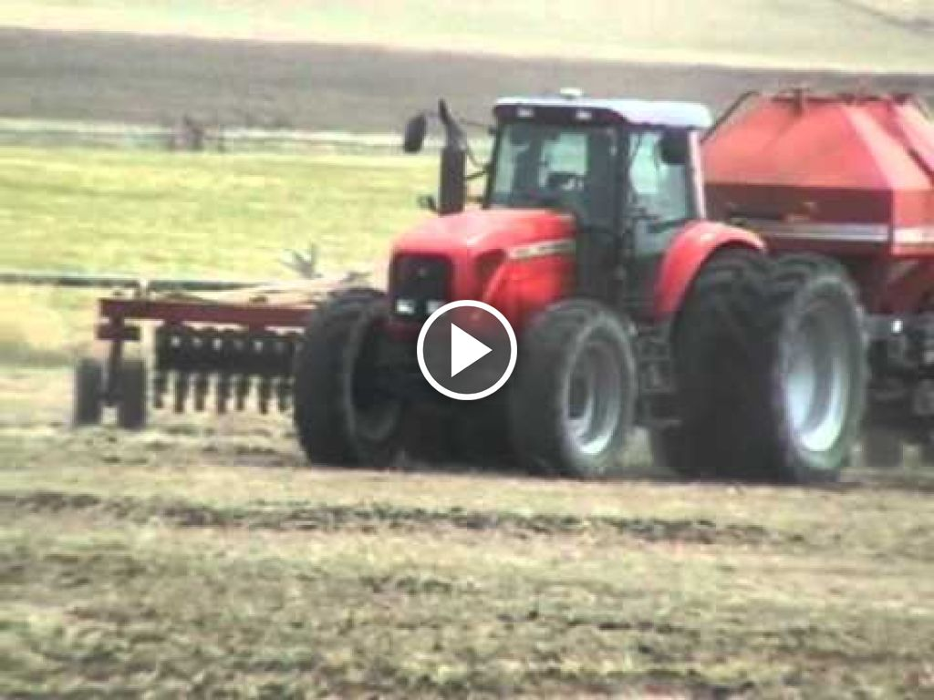 Vidéo Massey Ferguson 8270