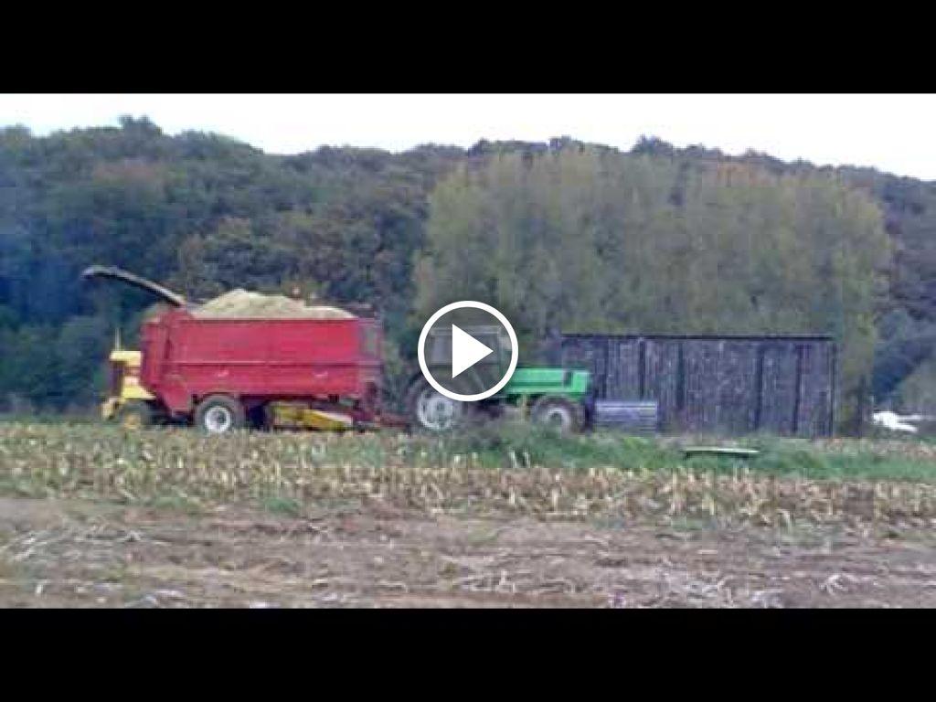 Video Deutz-Fahr DX 110
