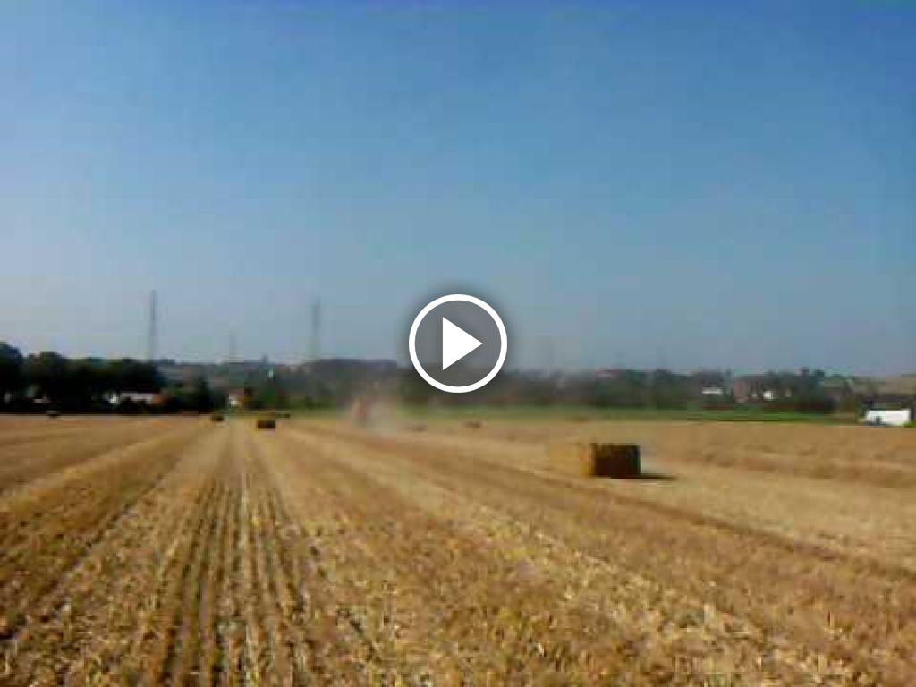 Vidéo Massey Ferguson 8250