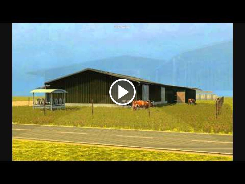 Video Farming Simulator Eigen bouw