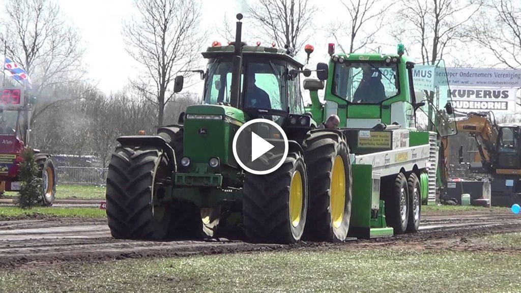 Video John Deere 4050