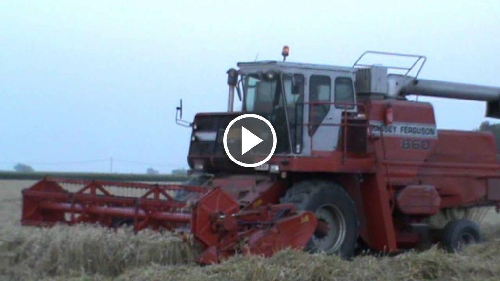 Vidéo Massey Ferguson 860