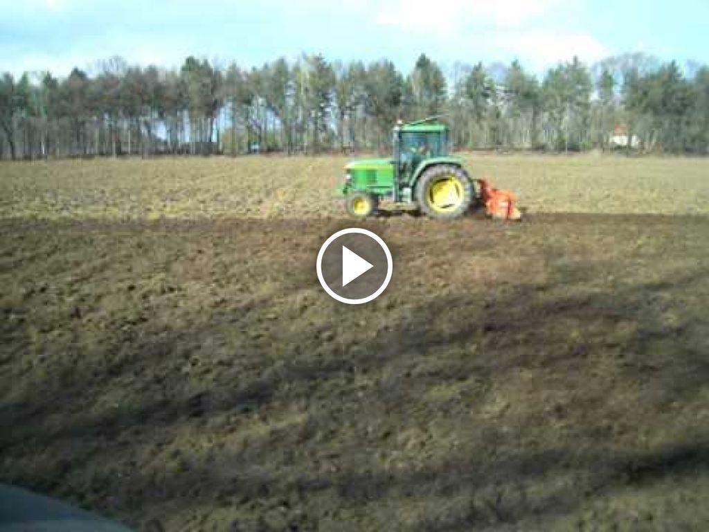 Wideo John Deere 6000 Serie