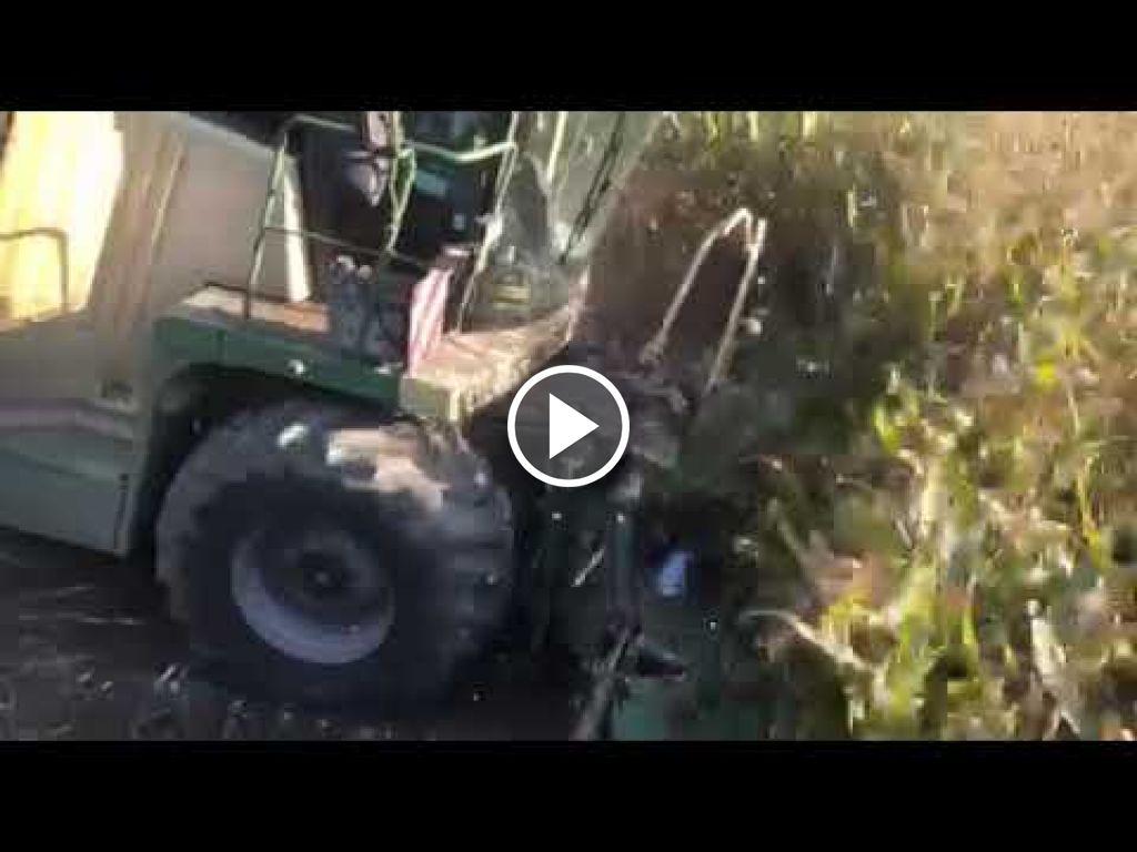 Video Krone Big X 1000