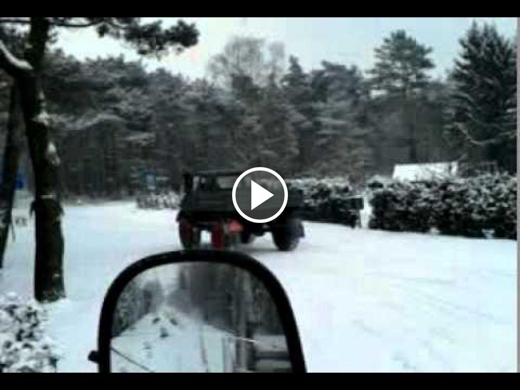 Wideo Unimog meerdere