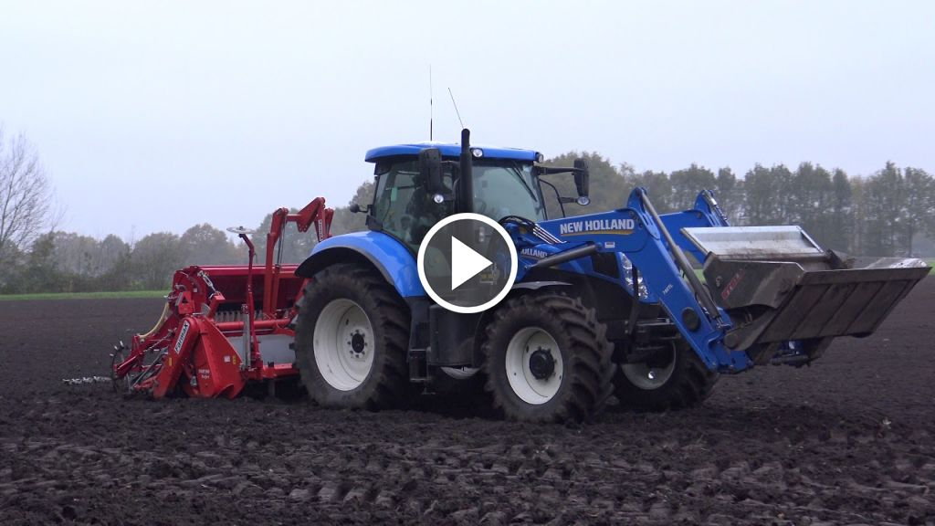 Video New Holland T 7.170
