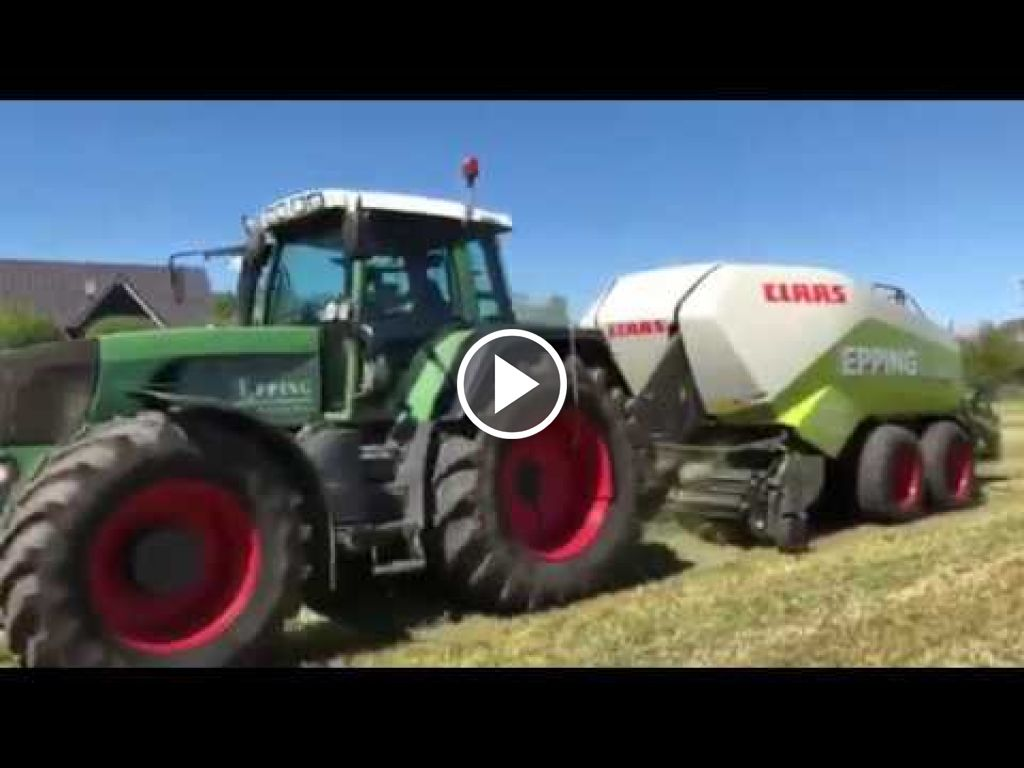 Wideo Fendt 920