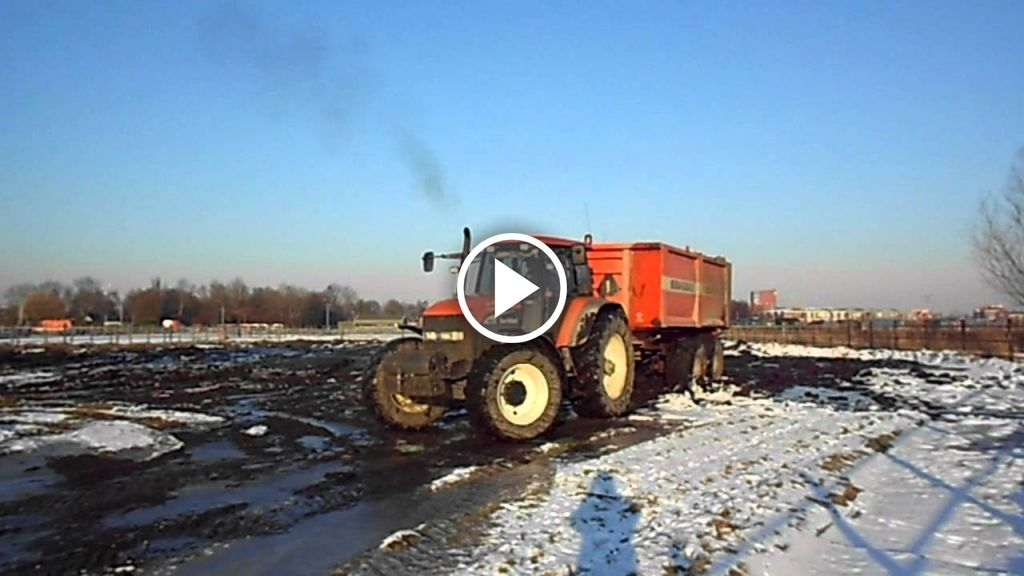 Video New Holland TM 190