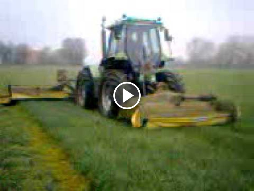 Video Deutz-Fahr Intrac 6.60
