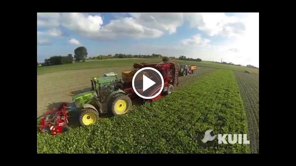 Wideo John Deere 6150R