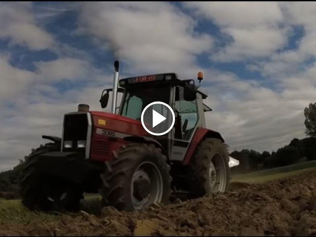 Vidéo Massey Ferguson 3080