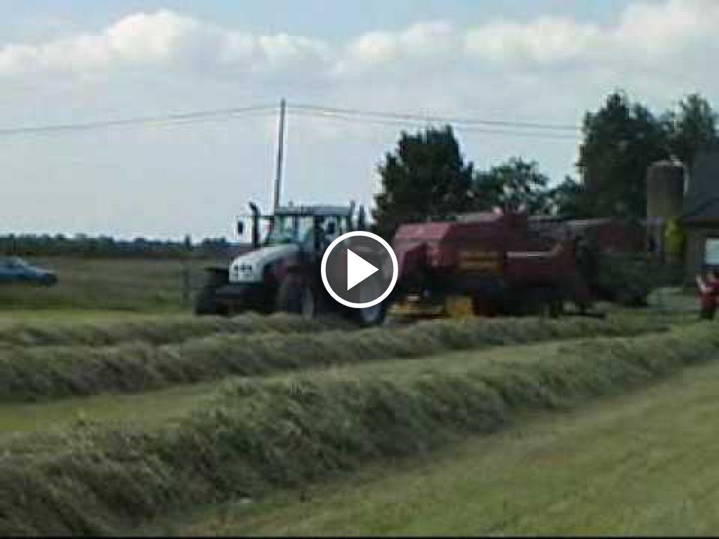Videó Steyr 9125