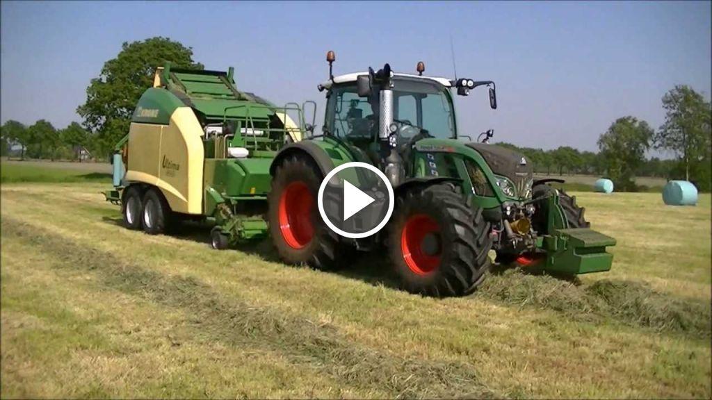 Wideo Fendt 720