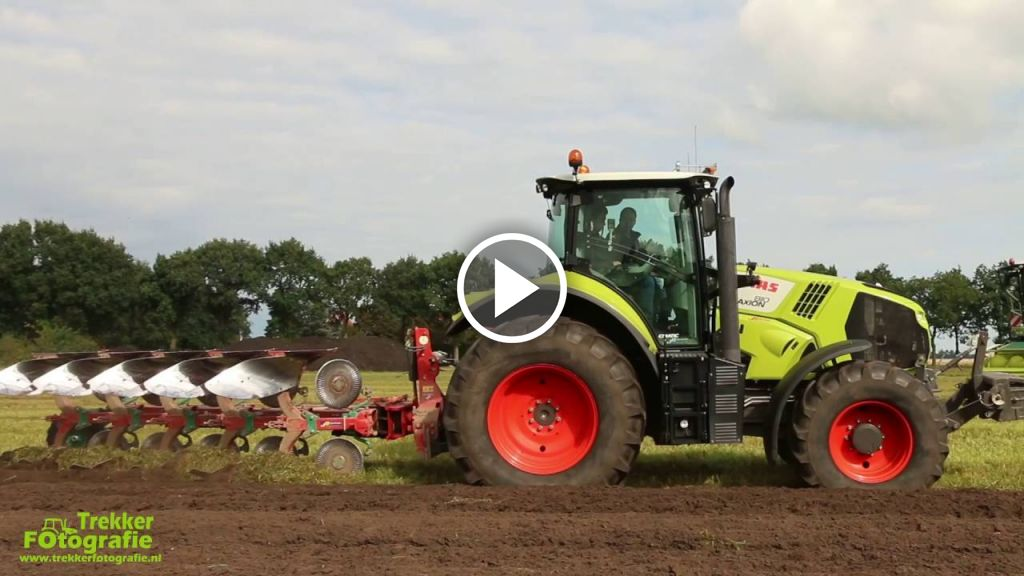Video Claas Meerdere
