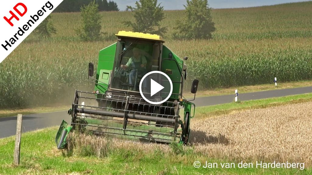 Video John Deere 1055
