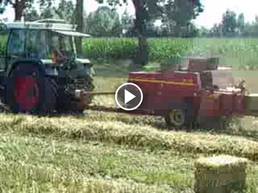 Video New Holland TS 100