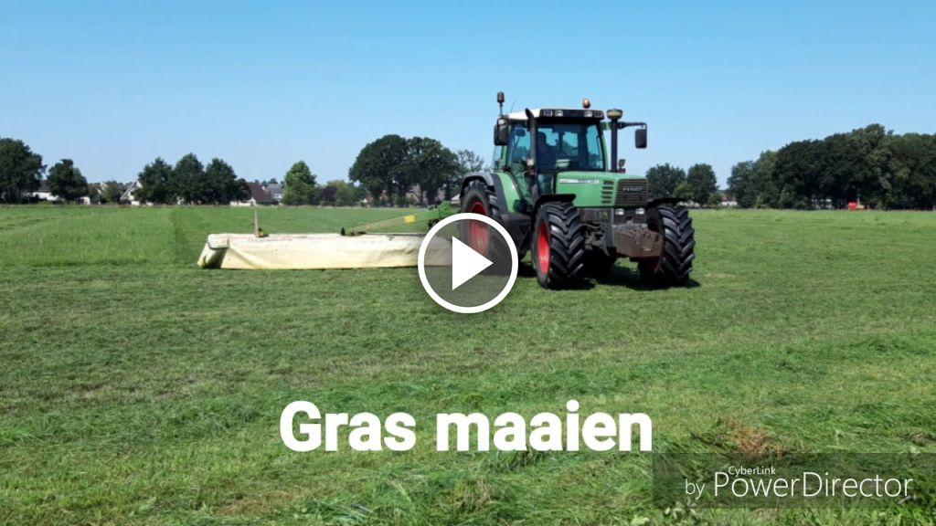 Video Fendt 511 C