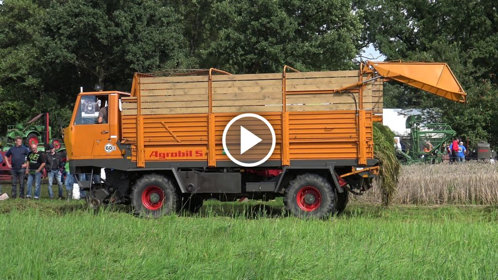 Video Fendt Agrobil S