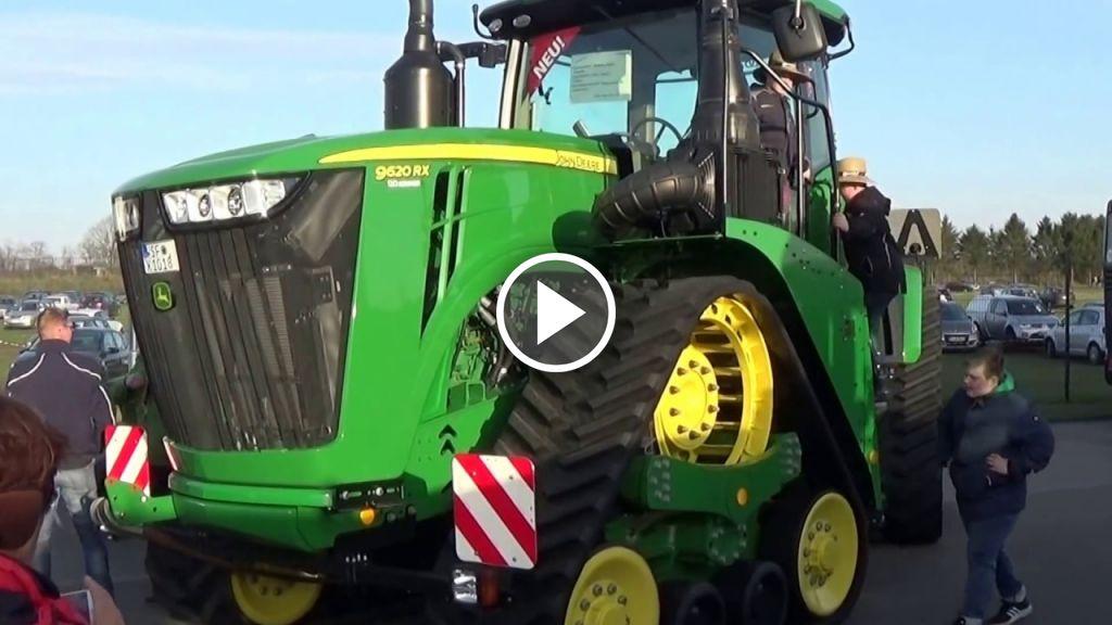 Video John Deere 9620RX
