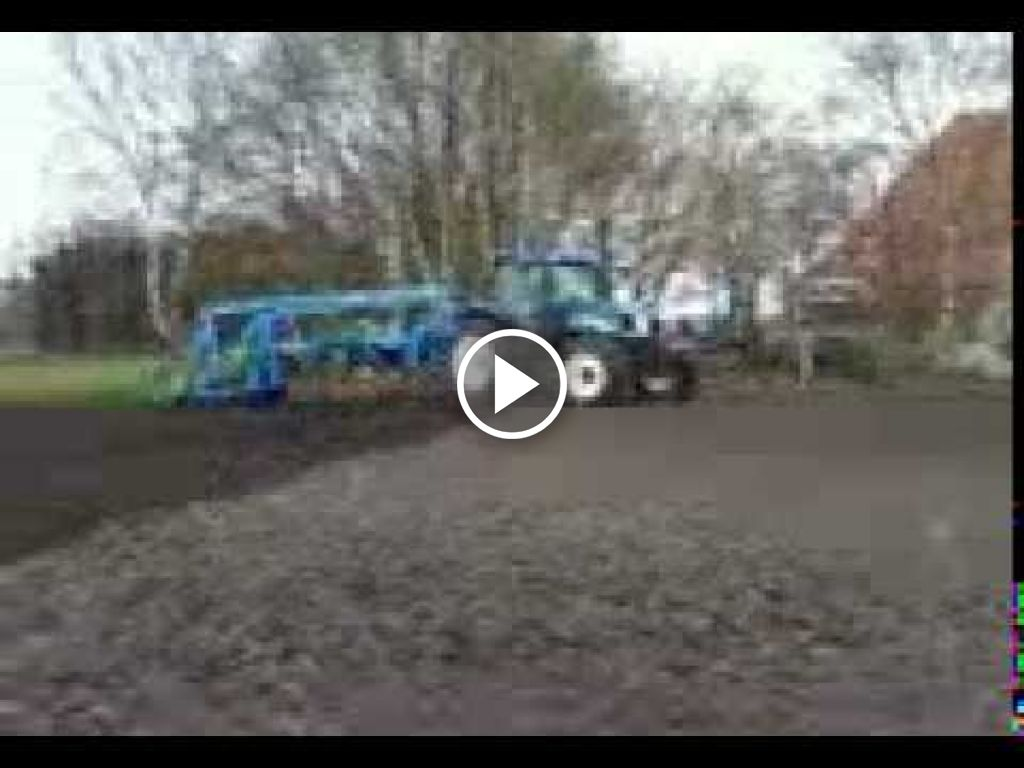 Video New Holland TS 125 A